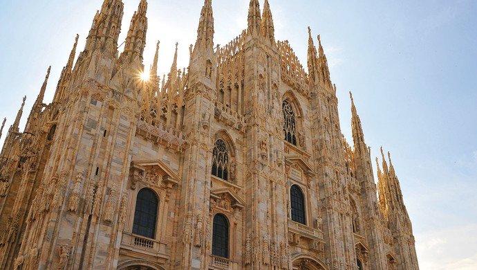 Klassenfahrt Mailand