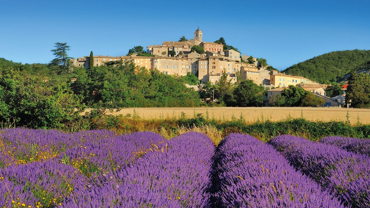 In der Provence