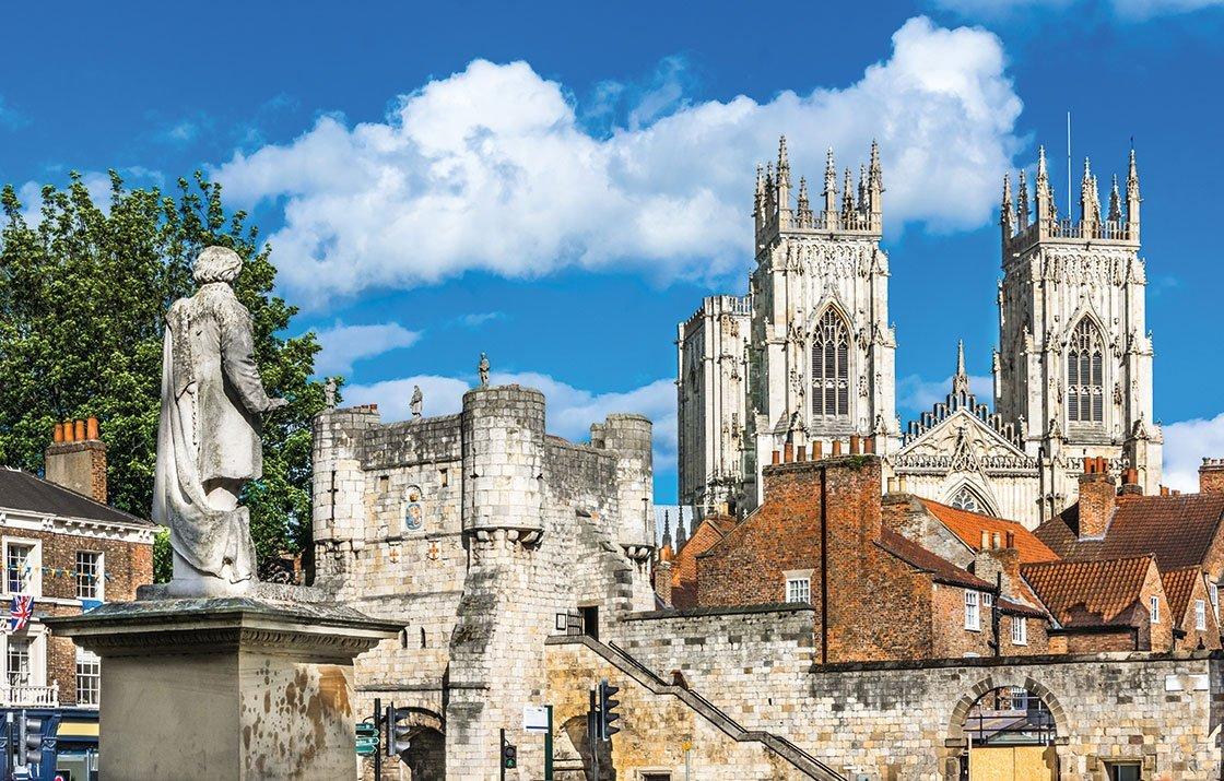 Altstadt von York