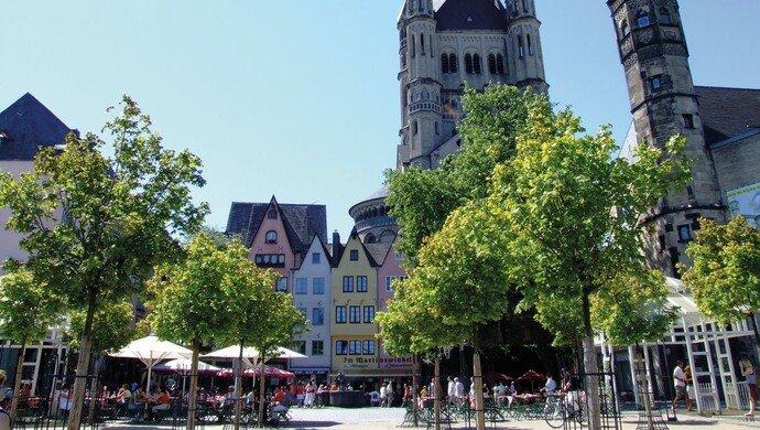 Klassenfahrt Köln Fachprogramm Geschichte