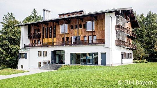"""Jugendherberge Berchtesgaden """"Haus Untersberg"""""""