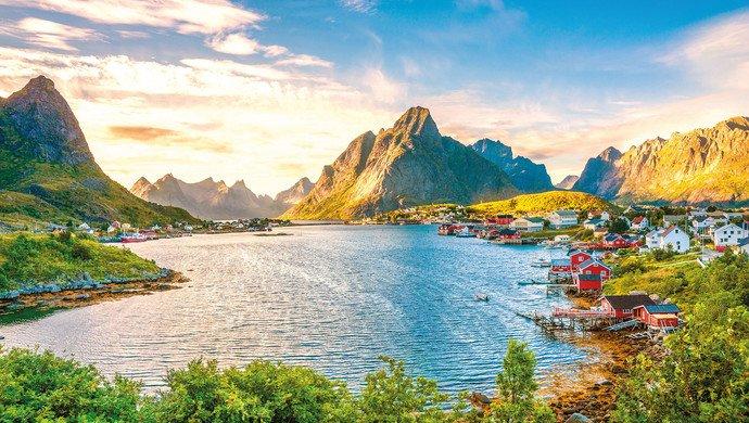 Gruppenreisen Skandinavien