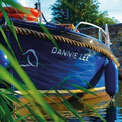 Bootsfahrt zum Bodiam Castle
