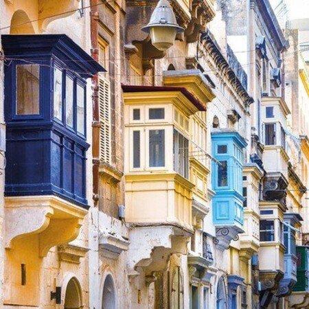 Alle Programmbausteine Malta auf einen Blick
