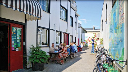 Killarney: Neptunes Hostel