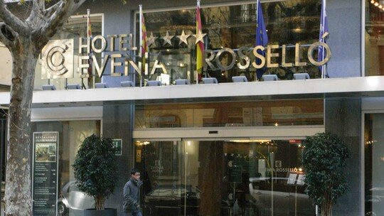 Hotel Evenia Rossello