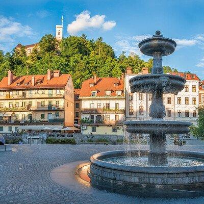Alle Programmbausteine Ljubljana auf einen Blick