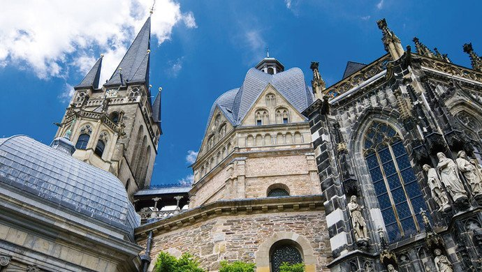 Klassenfahrt Aachen