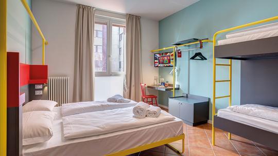 MEININGER Hotel Milano Garibaldi