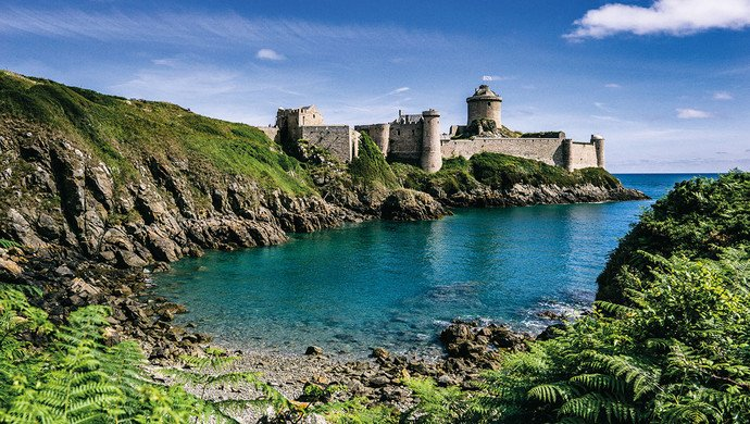 Klassenfahrt Bretagne