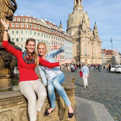 Alle Programmbausteine Dresden auf einen Blick