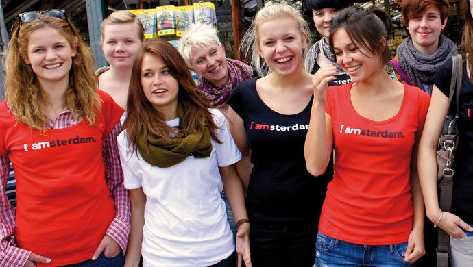 Klassenfahrten Niederlande