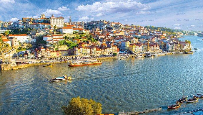 Klassenfahrt Porto – Santiago de Compostela