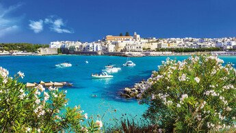 Klassenfahrt Apulien
