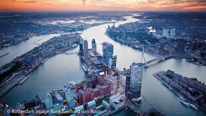 Klassenfahrt Rotterdam und Den Haag
