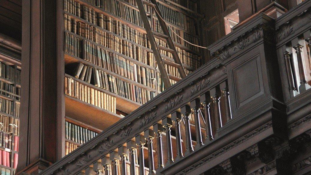 Bibliothek Trinity College
