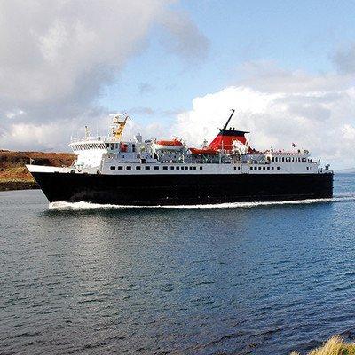 Fährüberfahrt zur Insel Iona