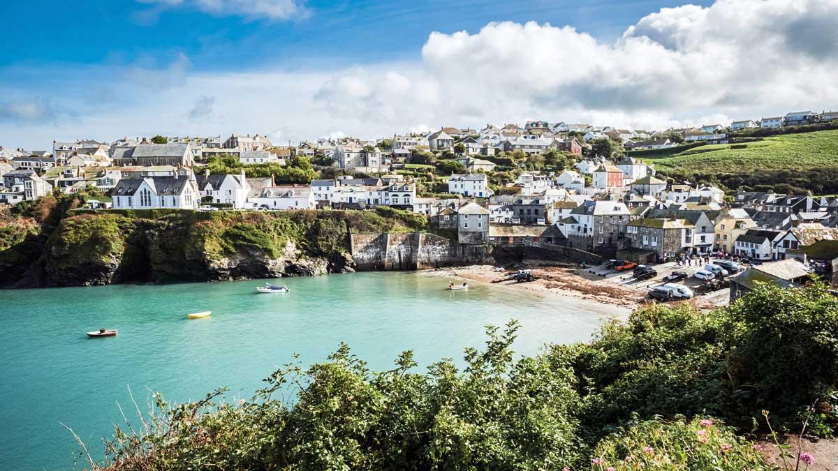 Cornwall-Port