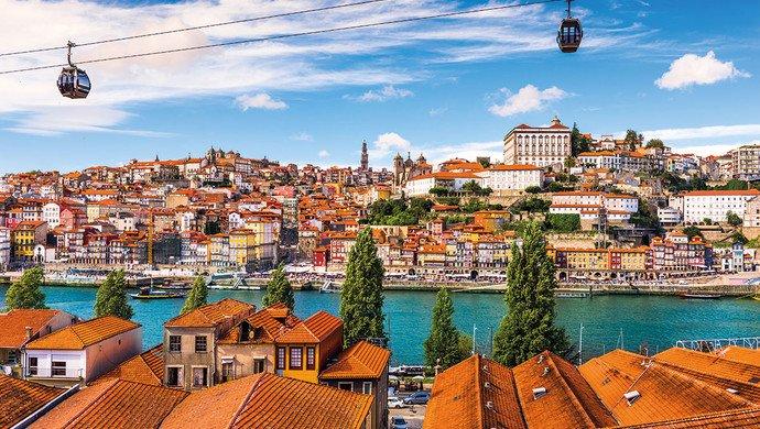 Gruppenreise Höhepunkte Portugals