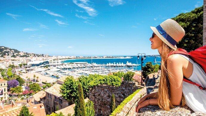 Klassenfahrt Côte d'Azur