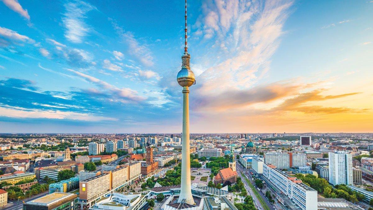 Berlin-Alexanderturm-Panorama