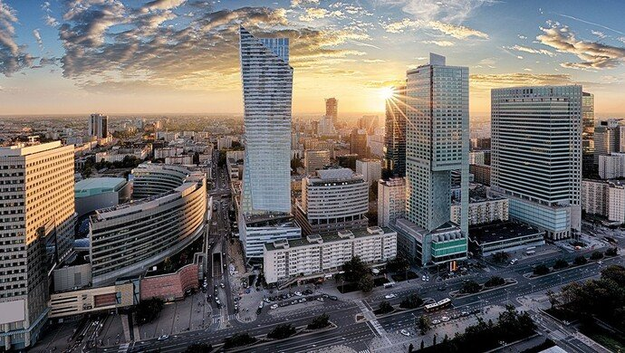 Klassenfahrt Warschau
