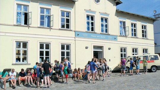 Haus am Sund GmbH Jugendgästehaus