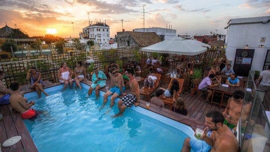 Hostel Oasis Palace