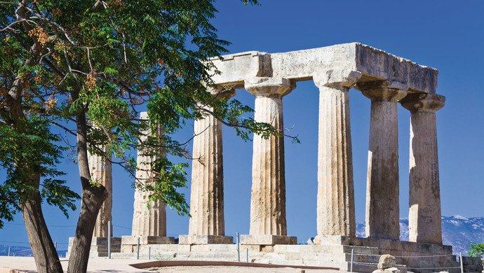Hochschulexkursionen Griechenland