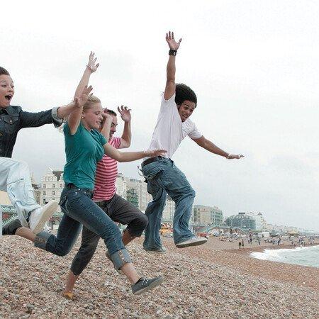 Alle Programmbausteine Brighton auf einen Blick