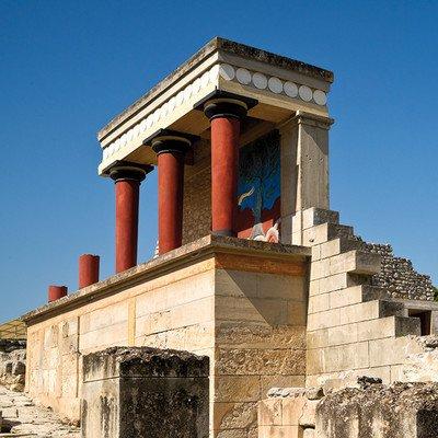Knossos & Heraklion