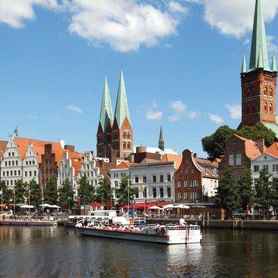 Stadt- Kanal- und Hafenrundfahrt