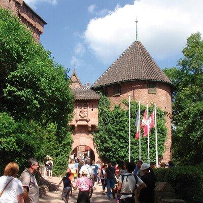 Burg Haut-Koenigsbourg