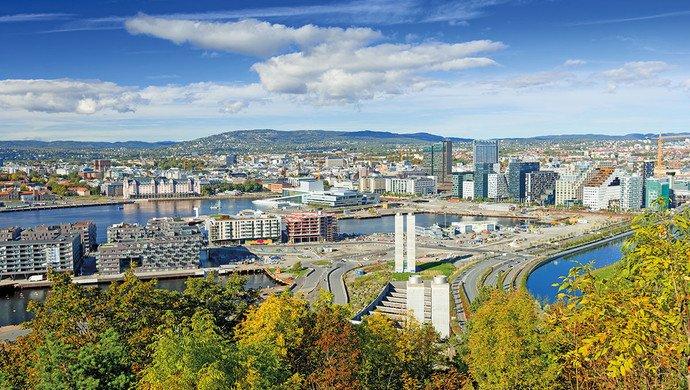 Klassenfahrt Oslo