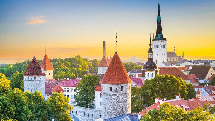 Klassenfahrt Tallinn