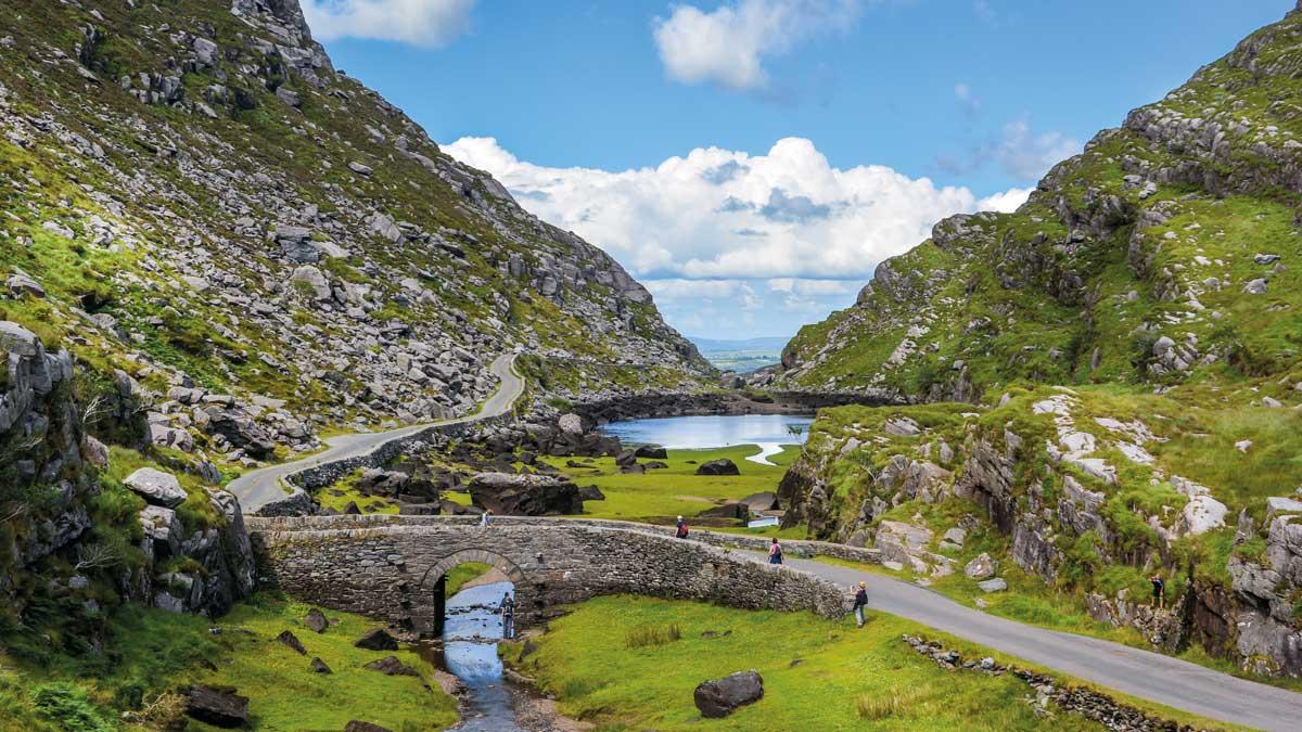 Kerry Gap of Dunloe