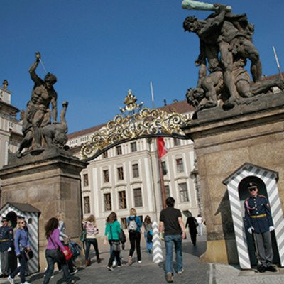 Prager Burg – Hradschin