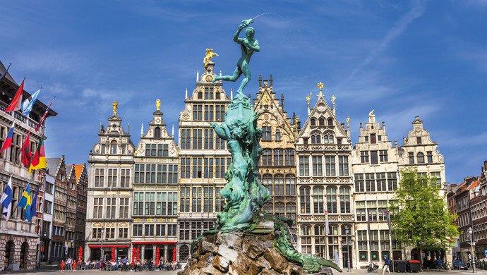 Länderinformation Belgien