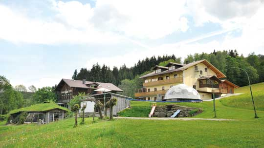 """Berghütte """"Zum Pröller"""""""