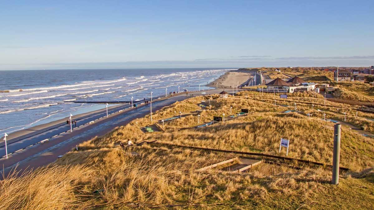 Norderney - Dünen und Strand