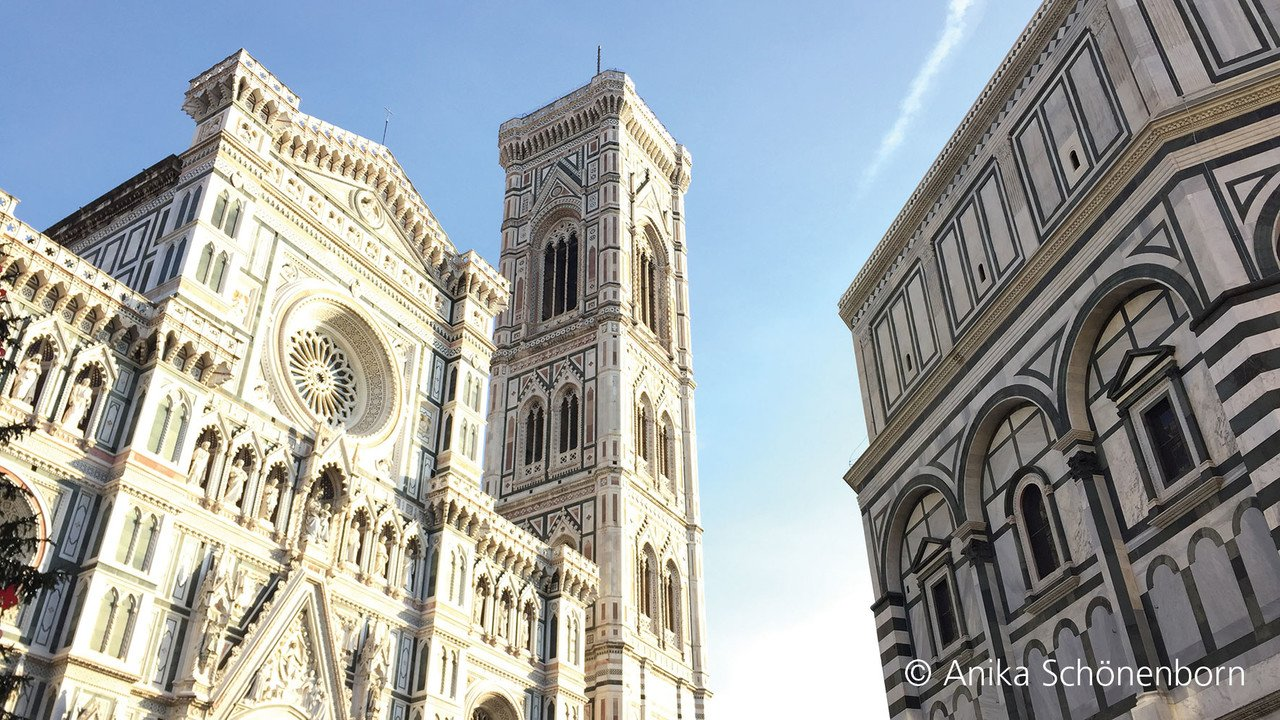 Kirche in Siena