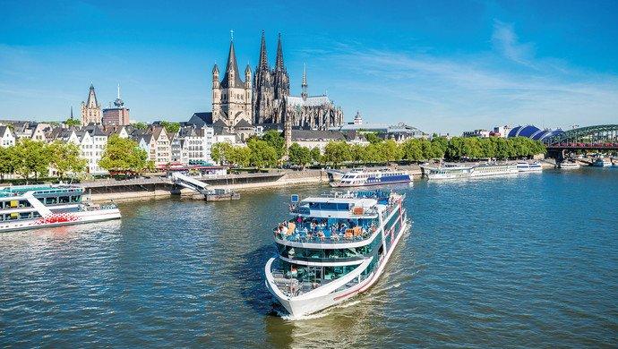 Klassenfahrt Köln