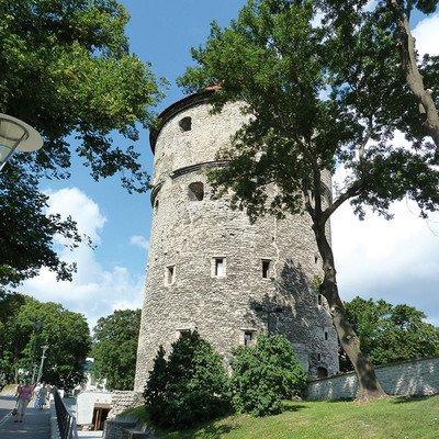 """Bastions-Turm """"kiek-in-de-kök"""" Tallinn"""