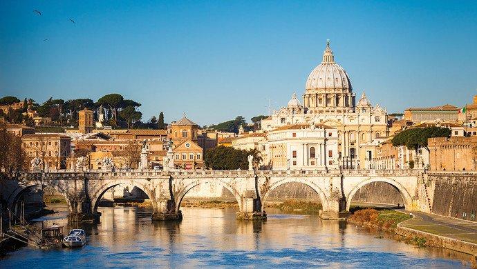 Gruppenreise Rom – Caput Mundi