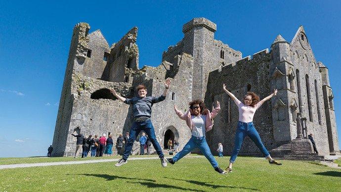 Klassenfahrt Cork und Dublin