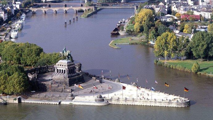 Klassenfahrt Koblenz