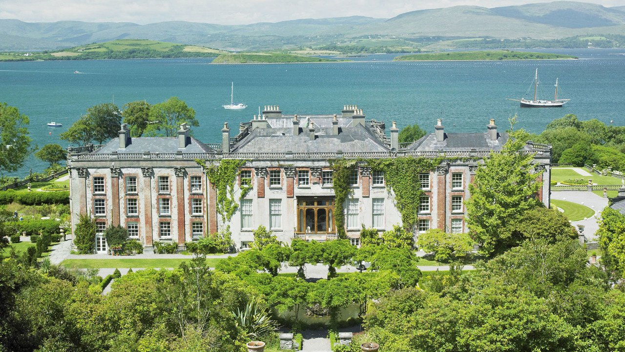 Bantry House in Cork