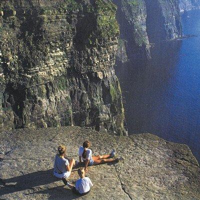 Alle Programmbausteine Irland auf einem Blick