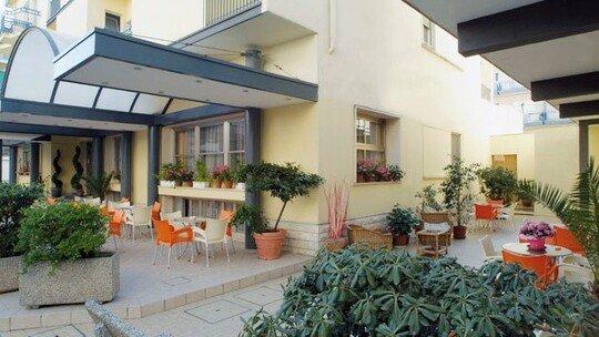★★★-Hotels in Rimini, z.B. Hotel Marconi