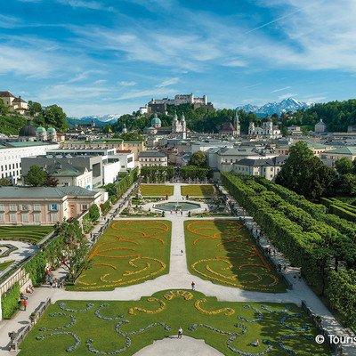 Alle Programmbausteine Salzburg auf einen blick